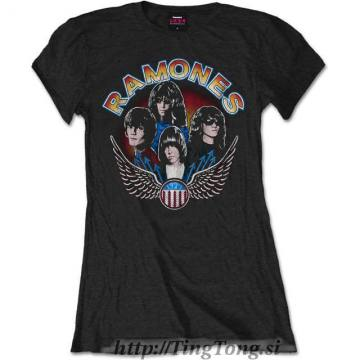 Girlie shirt Ramones 17922