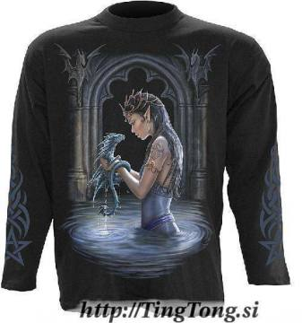 T-shirt Water Dragon-LS 18095