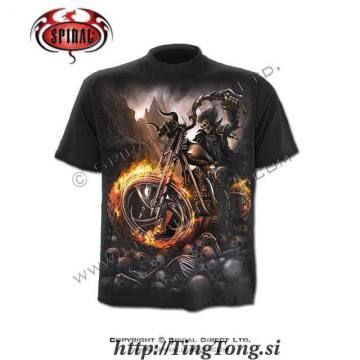 T-shirt Wheels Of Fire