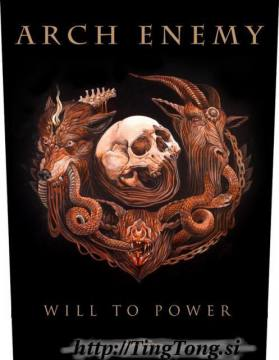 Will To Power-Arch Enemy  18344