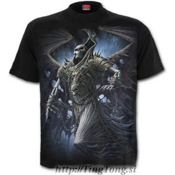 T-shirt Winged Skeleton
