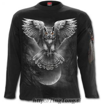 T-shirt Wings Of Wisdom-LS 18388