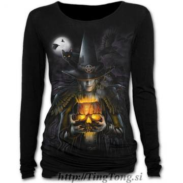 Girlie shirt Witching Hour-LS