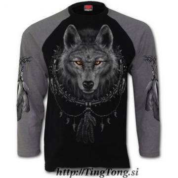 T-shirt Wolf Dreams-LS 18483