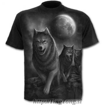 T-shirt Wolf Pack Wrap