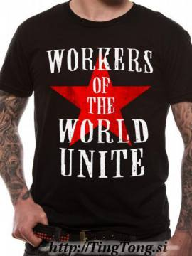 T-shirt Star Workers 18552