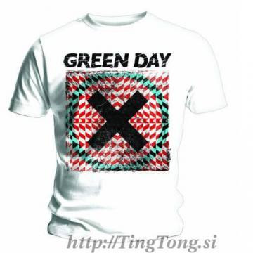 T-shirt Green Day 18641