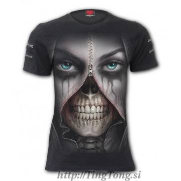 T-shirt Zipped 18806
