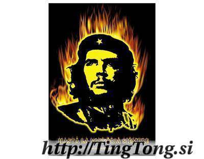Flaming Che-Che Guevara 20572