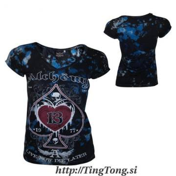 Girlie shirt Alchemy Gothic 20913