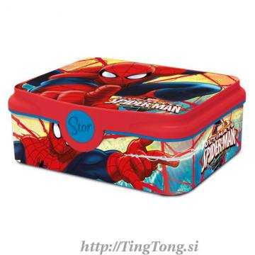 Lunchbox Spiderman 23906
