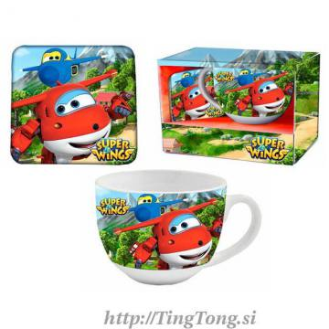 Šalica Super Wings