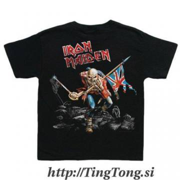 T-shirt baby Iron Maiden 23340