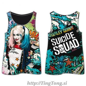 Harley Quinn Tank Top-Suicide Squad 24596