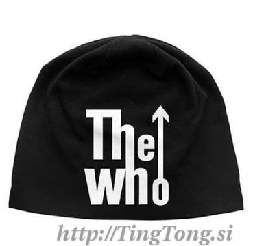 Logo Discharge-The Who 24804