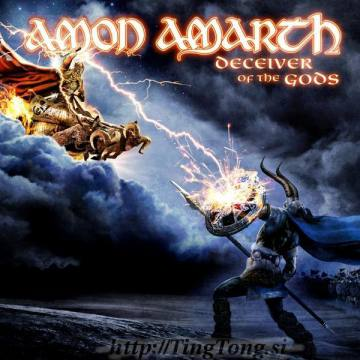 CD Amon Amarth 24350