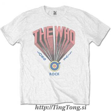 T-shirt Who 24968