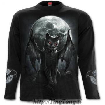 T-shirt Vamp Cat-LS 25624