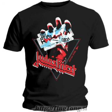 British Steel Hand Triangle-Judas Priest 26276