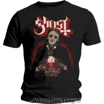 T-shirt Ghost