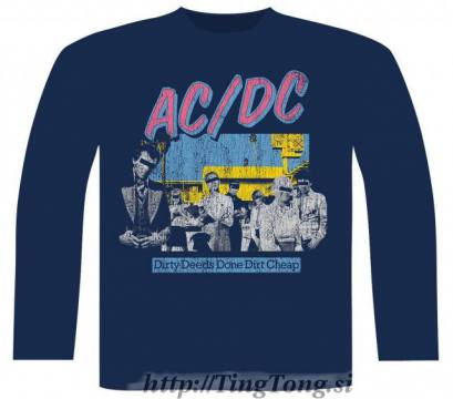 T-shirt AcDc-LS