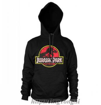 Distressed Logo-Jurassic Park 26298