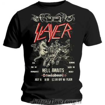 T-shirt Slayer 26444