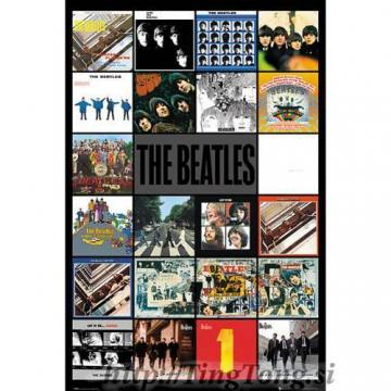 Poster Beatles 26707