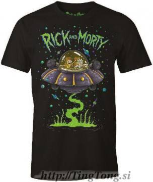 T-shirt Rick And Morty 26795