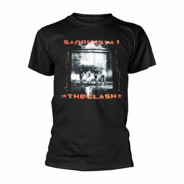 T-shirt The Clash Sandinista!
