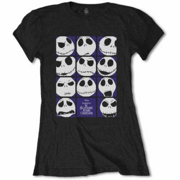Blockheads - The Nightmare Before Christmas Girlie T-shirt 26980