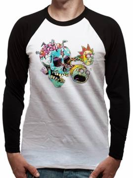 T-shirt Rick And Morty-LS 27076