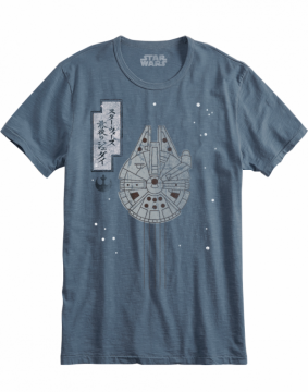 Millenium Falcon-Star Wars