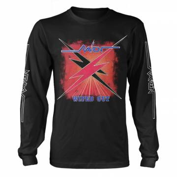 Wiped Out - Raven Long Sleeve T-shirt