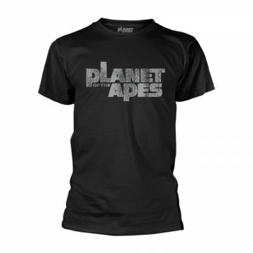 Distress Logo - Planet Of The Apes T-shirt