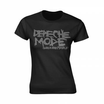 People Are People - Depeche Mode Girlie T-shirt
