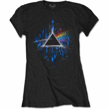 Dark Side Of The Moon Blue Splatter-Pink Floyd