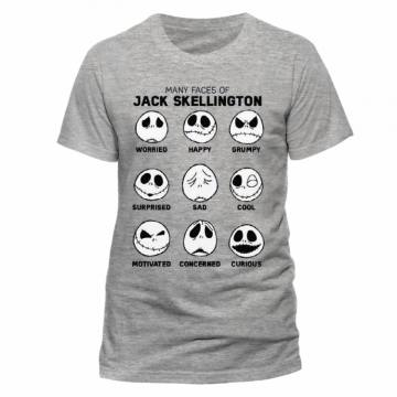 Many Faces Of Jack - The Nightmare Before Christmas 27637