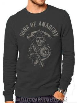Classic Logo Distressed-Sons Of Anarchy 28335
