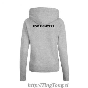 Hoodie Girlie Foo Fighters 28903