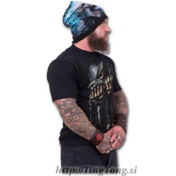 Kapa Beanie Flaming Spine 29023