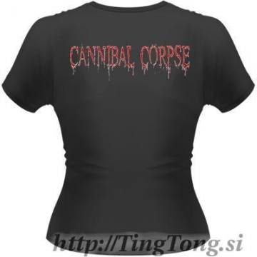 Girlie shirt Cannibal Corpse 29042