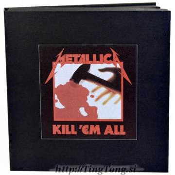 Box Set Metallica 29579