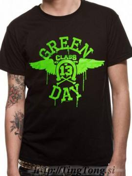 T-shirt Green Day 30095
