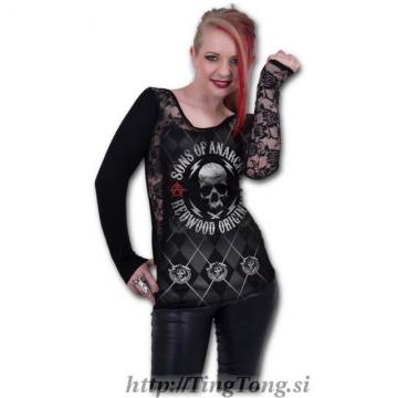 Girlie shirt Sons Of Anarchy-LS 30483