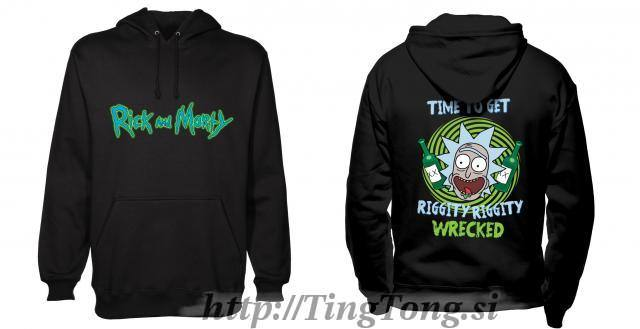 Riggity Riggity Wrecked-Rick And Morty 30527