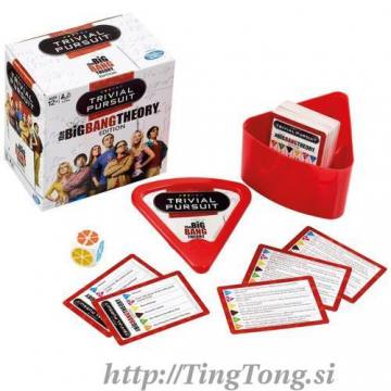 Trivial Pursuit-Big Bang Theory 31209