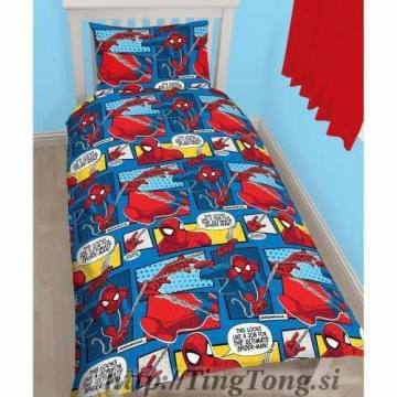 Posteljnina Spiderman 31388