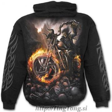 Hoodie Wheels of Fire