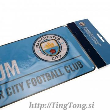 Tablica FC Manchester City